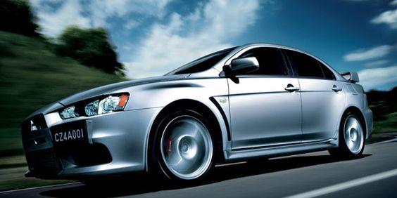 Especificaciones del Lancer Evolution 2013 de Mitsubishi | Carros101.com