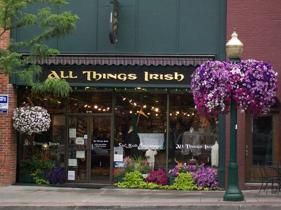All Things Irish Shop In Coeur D Alene Idaho If You Re Ever In The Neighborhood Come Visit Coeur D Alene Irish Favorite Places