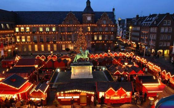 Weihnachtsmarkt Düsseldorf vom 20.11.-23.12.