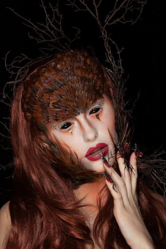 The Illamasqua Distinction in... - Karla Powell Make-up Artist