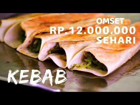 Pengusaha Kebab Gerobak Omset 12 Juta Per Hari Inspirasi Bisnis Youtube Ide Makanan Kebab Masakan