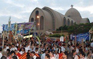 مقتل شخص في الصدامات أمام كاتدرائية العباسية بالقاهرة