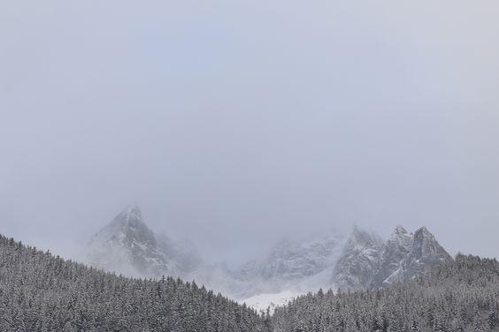 L'M - Chamonix - Janvier 2012