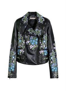 CHRISTOPHER KANE - giorgia biker jacket