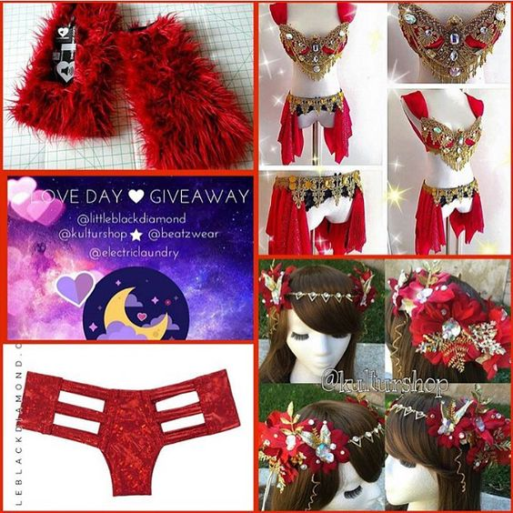 Don't forget to enter to win our contest @lovedaygiveaway on Instagram