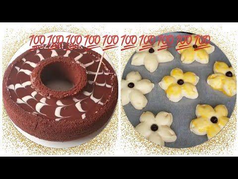 فطائر البيتزا الخفيفة اللطيفة مع طريقة عمل كوكيز محشي روعة Amazing Ways To Make Cookies And Youtube English Food Recipes