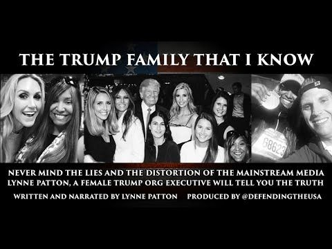 Black Female Trump Executive Slams Critics in Viral Video 'The Trump Family I Know' - Breitbart