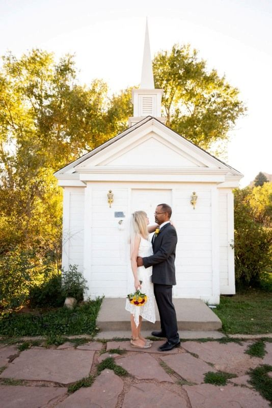 Taylor And Rodney Married In A Little White Chapel In