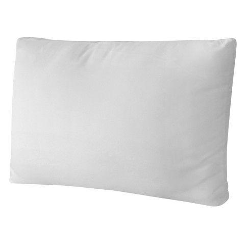 Medium Firm Pillow Standard Queen White Room Essentials Target Firm Pillows Pillow Room Bed Pillows