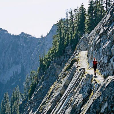 Pacific Crest Trail: Casual hikers who might be daunted by the 2,650-mile trail can dip in a tentative toe on the Kendall Katwalk trail, an hour east of Seattle