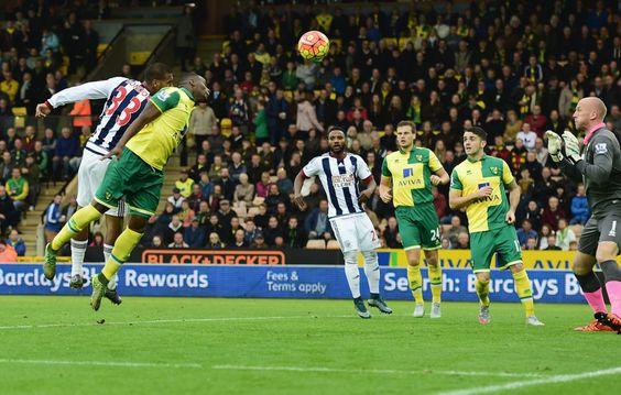 Norwich City 0-1 West Bromwich Albion - Premier League Preview