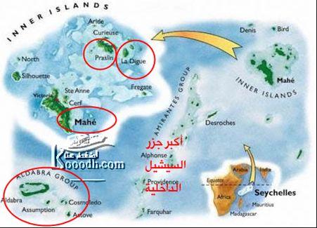 جزيرة سيشيل