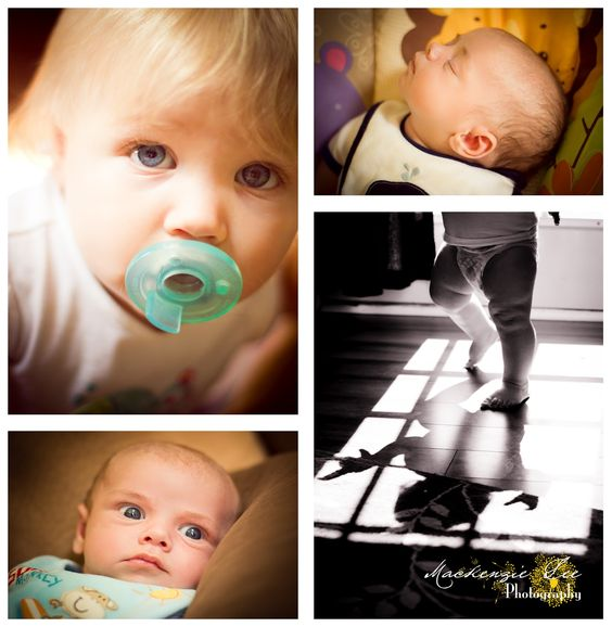 Mackenzie Lee Photography  Baby shadows
