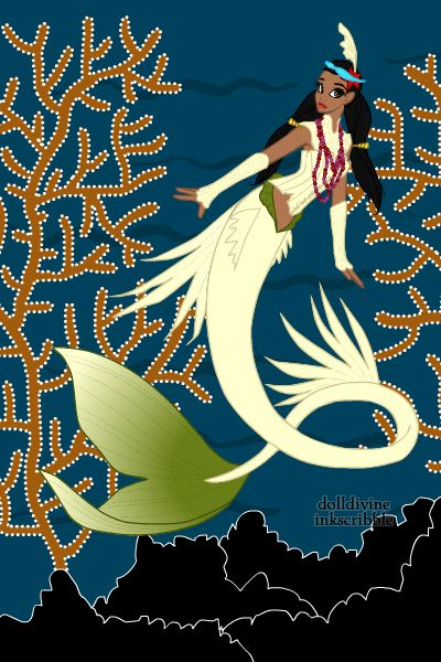 Neptune Daughter: Tiger Lily
