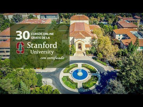 30 cursos online gratis de la Universidad de Stanford (con certificado) | Oye Juanjo!