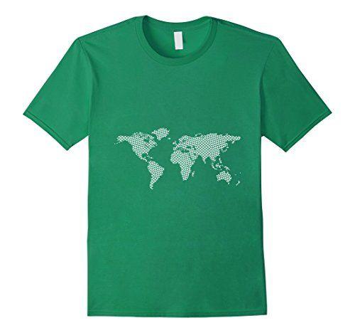 Mens world map t shirt 2xl kelly green bluishmuse httpswww mens world map t shirt 2xl kelly green bluishmuse https gumiabroncs Gallery