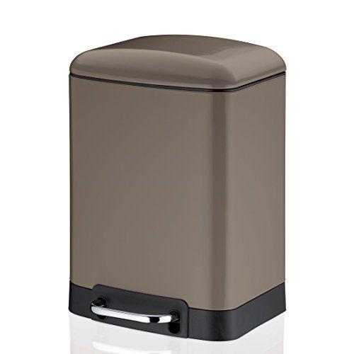 Abfallbehälter Für Das Badezimmer ✓ Mülleimer Für Das Gäste WC ✓  Unterschiedliche Größen ✓