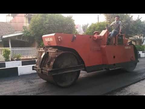 Apakah Anda Sudah Pernah Melihat Asphalt Finisher Mobil Aspal Built Truck Dump Trucks Road Construction