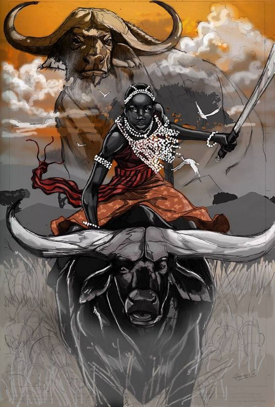 THE BUTLER / BANKS BOOK TOUR: Afrikan Sheroes Spear Stereotypes in a powerful new Sword and Soul Anthology!