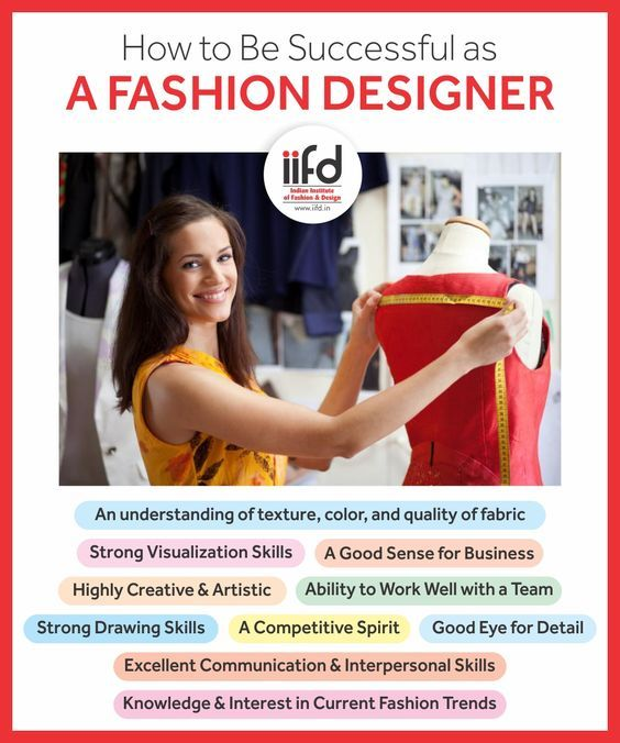 Tips On Becoming A Fashion Designer Iifd Fashion Designing Course Fashion Designing Institute Become A Fashion Designer