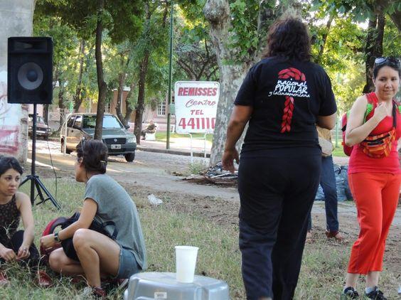 """Colectivo Juana Azurduy - Encuentro en el """"Colectivo Emprendedor"""""""