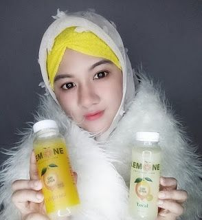 Masker Lemon Dan Madu Untuk Bekas Jerawat
