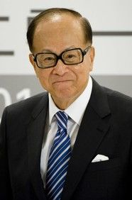 Li Ka-shing  Net Worth $25.5 B As of March 2012  Follow (164)  At a Glance  Chairman, Hutchison Whampoa Limited  Age: 84  Source of Wealth: Diversified, Self-made  Residence: Hong Kong, Hong Kong  Country of Citizenship: Hong Kong  Education: Drop Out, High School  Marital Status: Widowed  Children: 2  Forbes Lists  #9 Forbes Billionaires  #1 in Hong Kong  #44 Powerful People