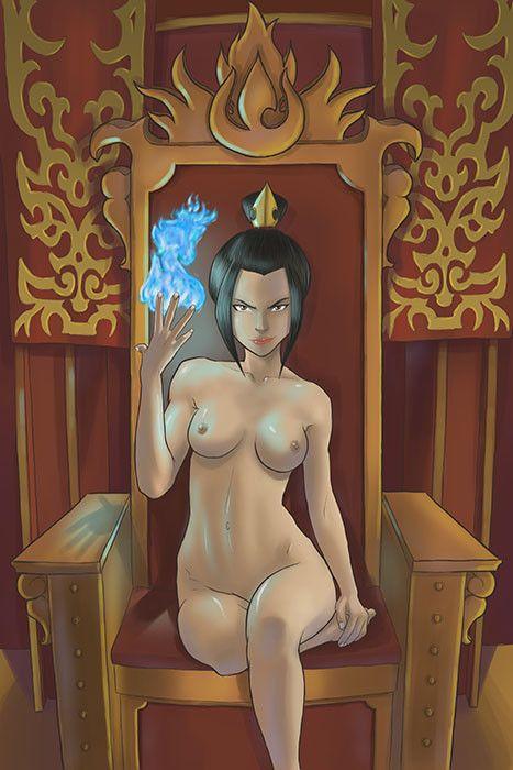 Avatar Azula Nude 56