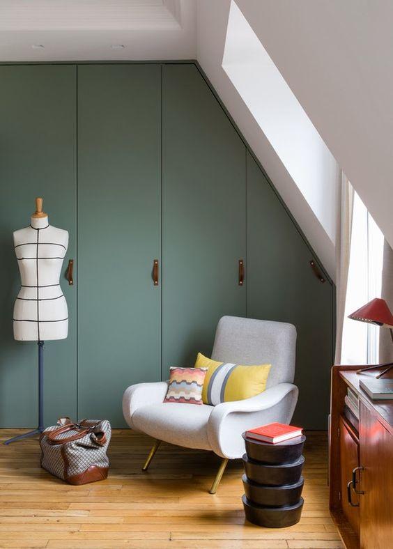 Retro apartment in Paris | Daily Dream Decor