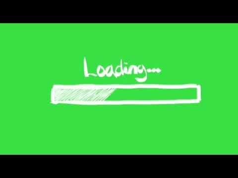 Greenscreen Loading Youtube Greenscreen Green Screen Video Backgrounds Chroma Key