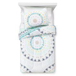 Bedding Set Medallion White - Room Essentials™