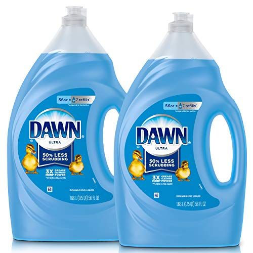 Check Out Dawn Ultra Dishwasher Detergent Original Smell 2count