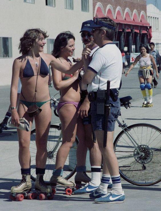 Some Roller Skater Girls, Venice Beach, 1970s - Album on Imgur ...