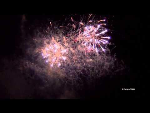 Musikfeuerwerk Ludwigsburg / Blühendes Barock 2014 - YouTube