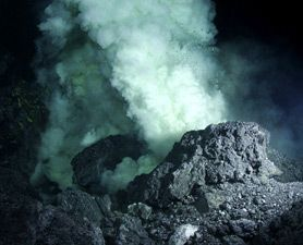 New submarine volcanic eruption off Turkey's coast suspected  Posted on January 4, 2013