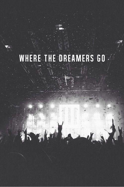 Make dreams happen! Go to a music festival. #Festival