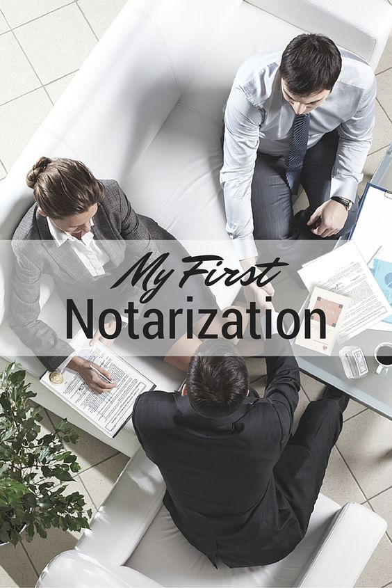 We asked seasoned Notaries what they learned from their first assignments and they shared some great advice for new Notaries!