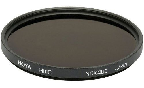 Hoya 72mm Neutral Density ND-400 X, 9 Stop Multi-Coated Glass Filter by Hoya. $94.90. In conditions of extreme light intensity, such as sunshine on snowy mountains or on the beach, or when using a camcorder, ND (Neutral Density) filters are recommended as essential. Neutral Density filters are often ignored by photographers, but they have several uses and offer the possibility to achieve otherwise unachievable results. ND filters appear grey and reduce the amoun...