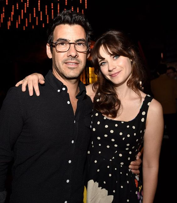 Pin for Later: Zooey Deschanel Is Pregnant!
