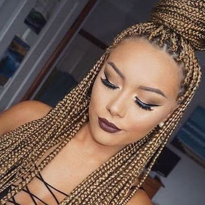 2019 Latest Amazing Individual Braids to Try