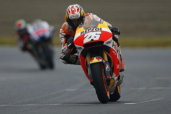 MotoGP Breaking news Pedrosa