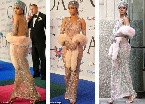 равианна явилась в прозрачном платье