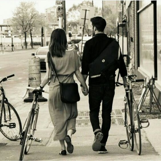 Amo mi bici pero también a ti