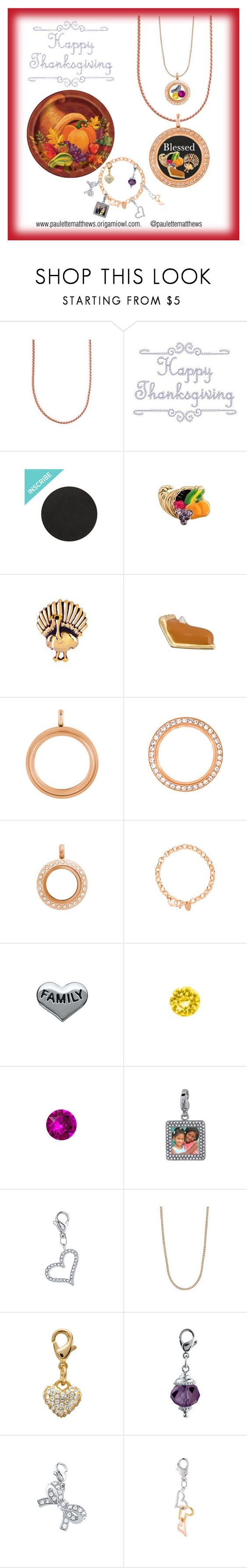 """""""Happy Thanksgiving"""" by paulette-matthews on Polyvore"""