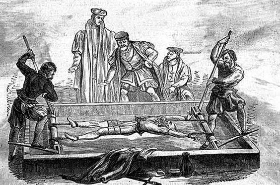 ¿Sabes cuáles son las 25 torturas más brutales que han existido?