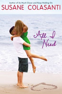 All I Need by Susane Colasanti. Click on the cover to see if the book's available at Otis Library. - from @PenguinTeen