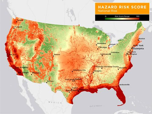 businessweek:  These are the most disaster-prone areas in the US.