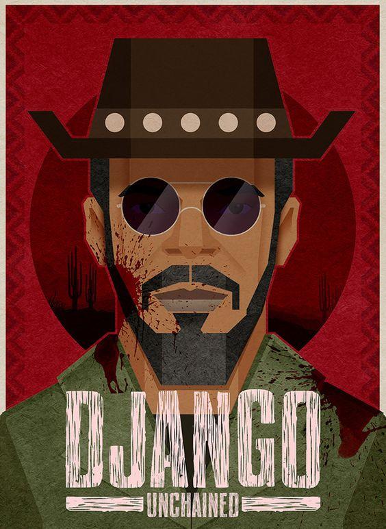 Movie Friday: 10 Alternative 'Django Unchained' Movie Posters
