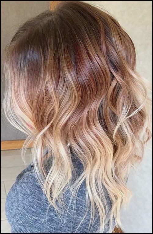 Top 15 Fall Auburn Ombre Hair Color Trends 2017 2018