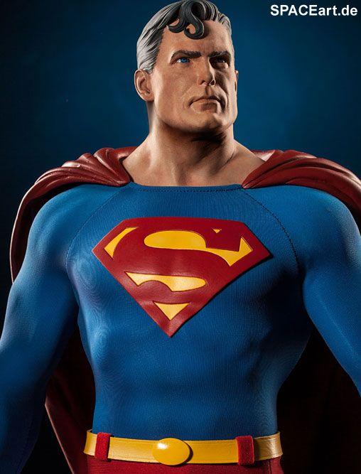 Superman: Premium Format Figur, Statue / Premium Format Figur ... http://spaceart.de/produkte/sm003.php